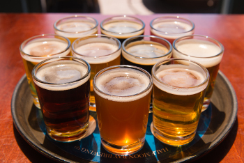 flight beer half moon bay brewing tours california
